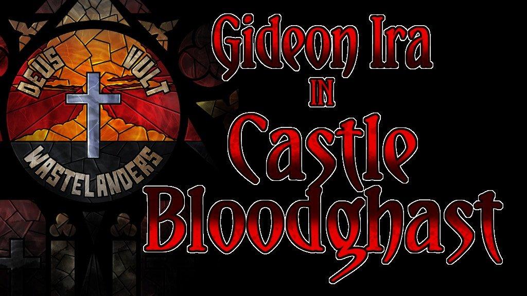 Gideon Ira in Castle Bloodghast Crowdfund