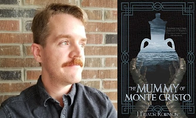 Author Interview: J Trevor Robinson