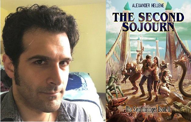 Author Interview: Alexander Hellene